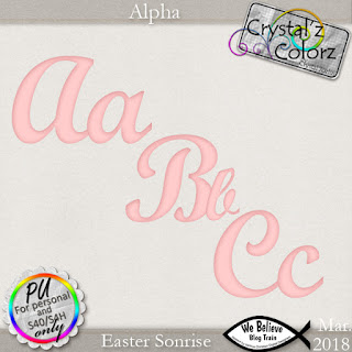 Easter Sonrise Freebie