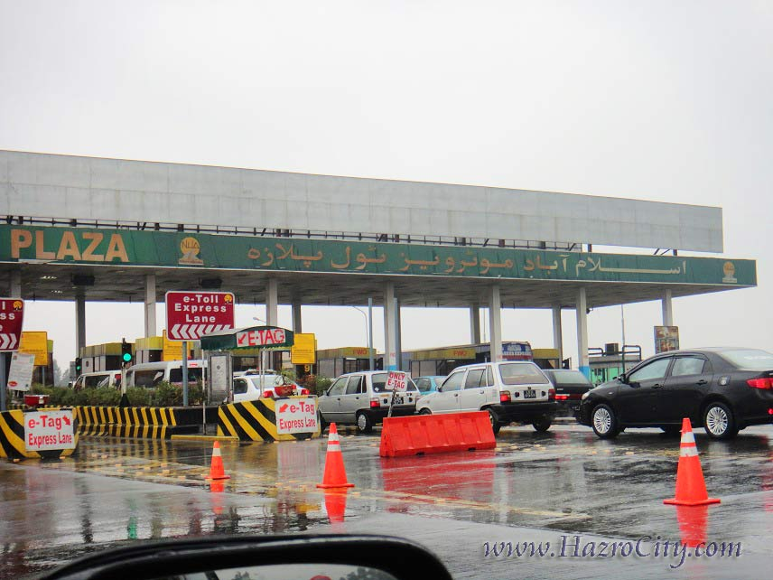 Islamabad-Lahore motorway: NHA, FWO trade blame for toll tax