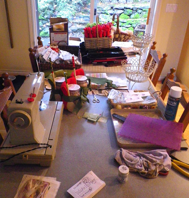 Messy Work Kitchen: The Mag Rag: Keepin' It Real . . . My MESSY HOUSE