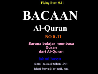 Qur'an Flying Book