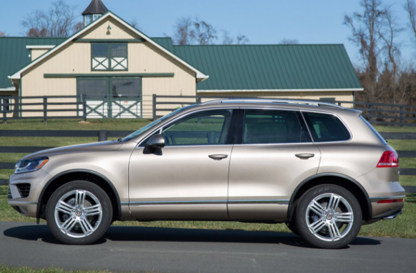 2016 Volkswagen Touareg Review