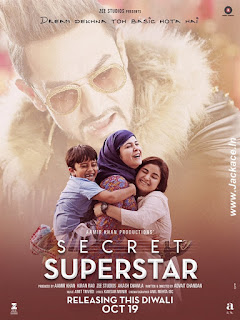 Secret Superstar Budget, Screens & Day Wise Box Office Collection