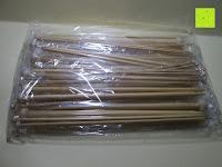 Verpackung: LIHAO Stricknadel Set 18x Pakets(2 Nadeln pro Size) Häkelnadeln aus Bambus 2.0-10.0mm Handarbeit Knitting Needles Crochet Hooks