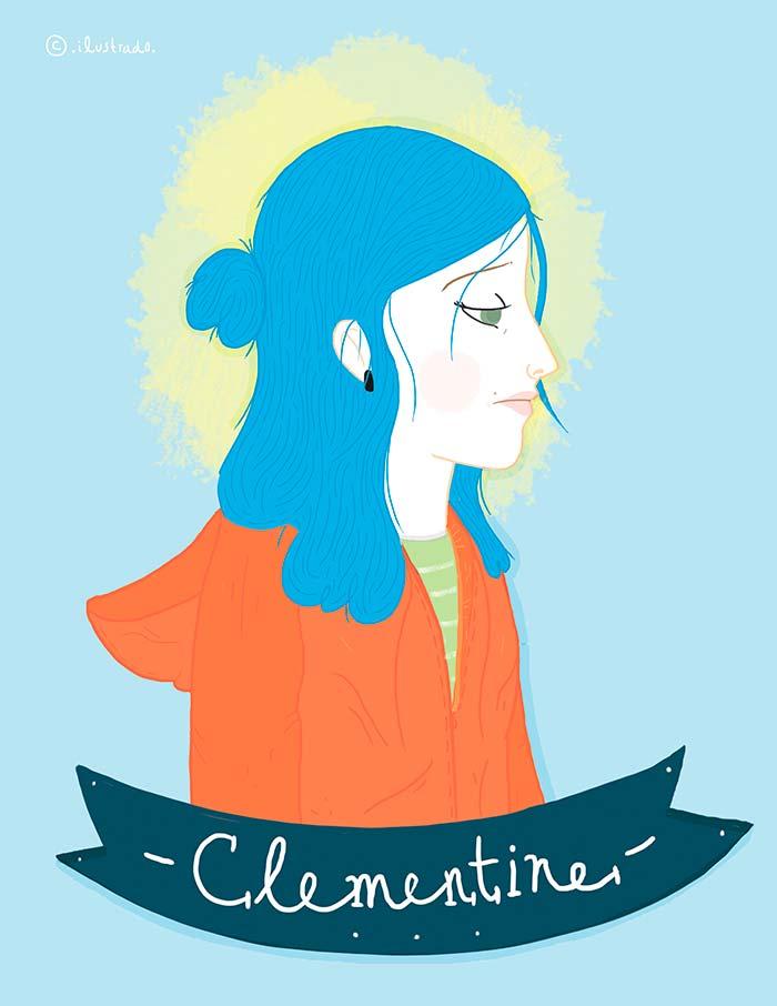 Clementine de Juana Puentes aka ilustrado