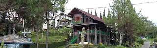 Villa Hitz Dan Instagramble Di Lembang Bandung