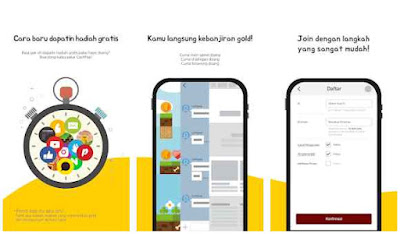 Rekomendasi Aplikasi Penghasil Pulsa Gratis Terbaru