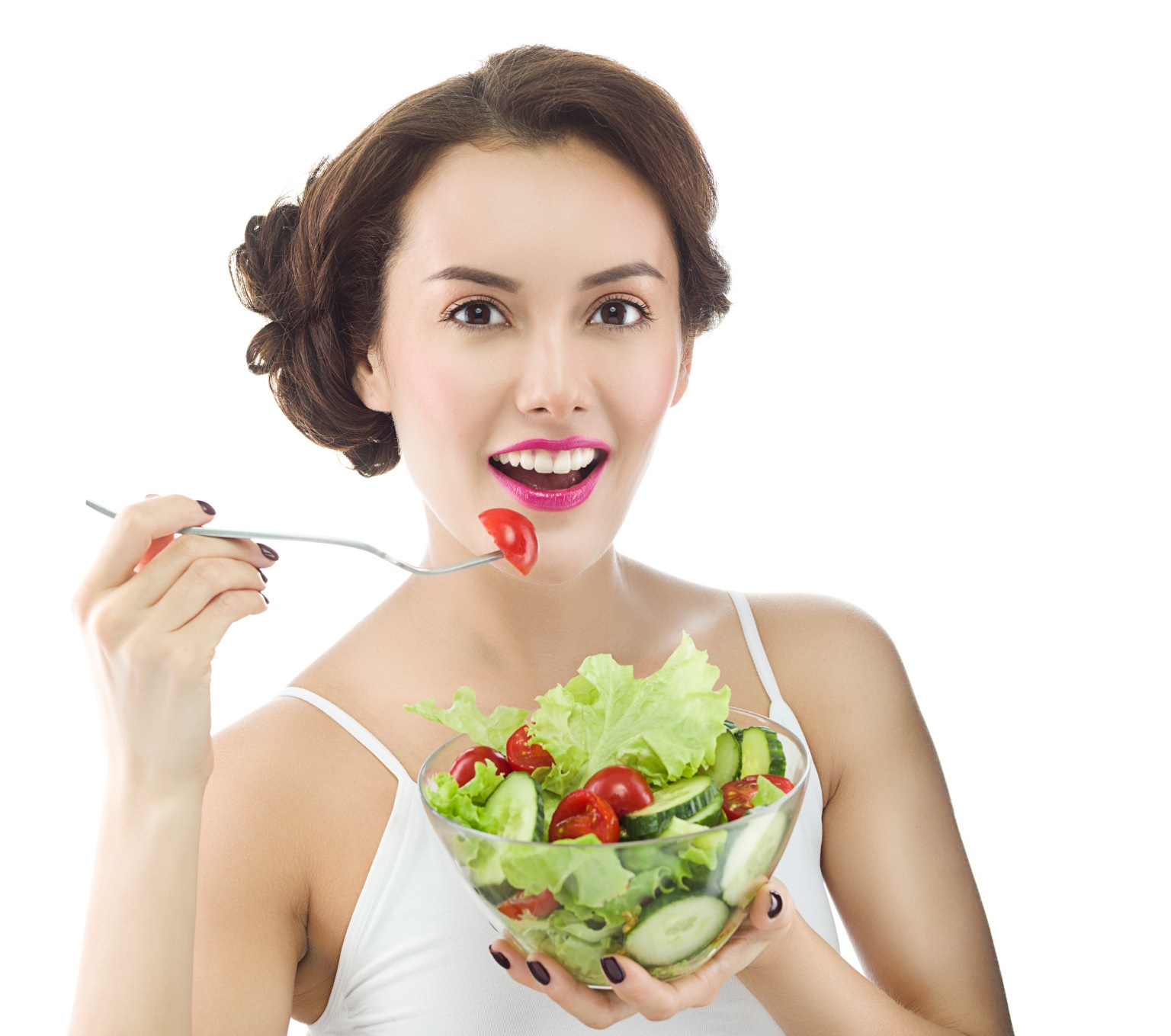 Does food items or eating some things helps in making the skin glow? If yes, what are they?
