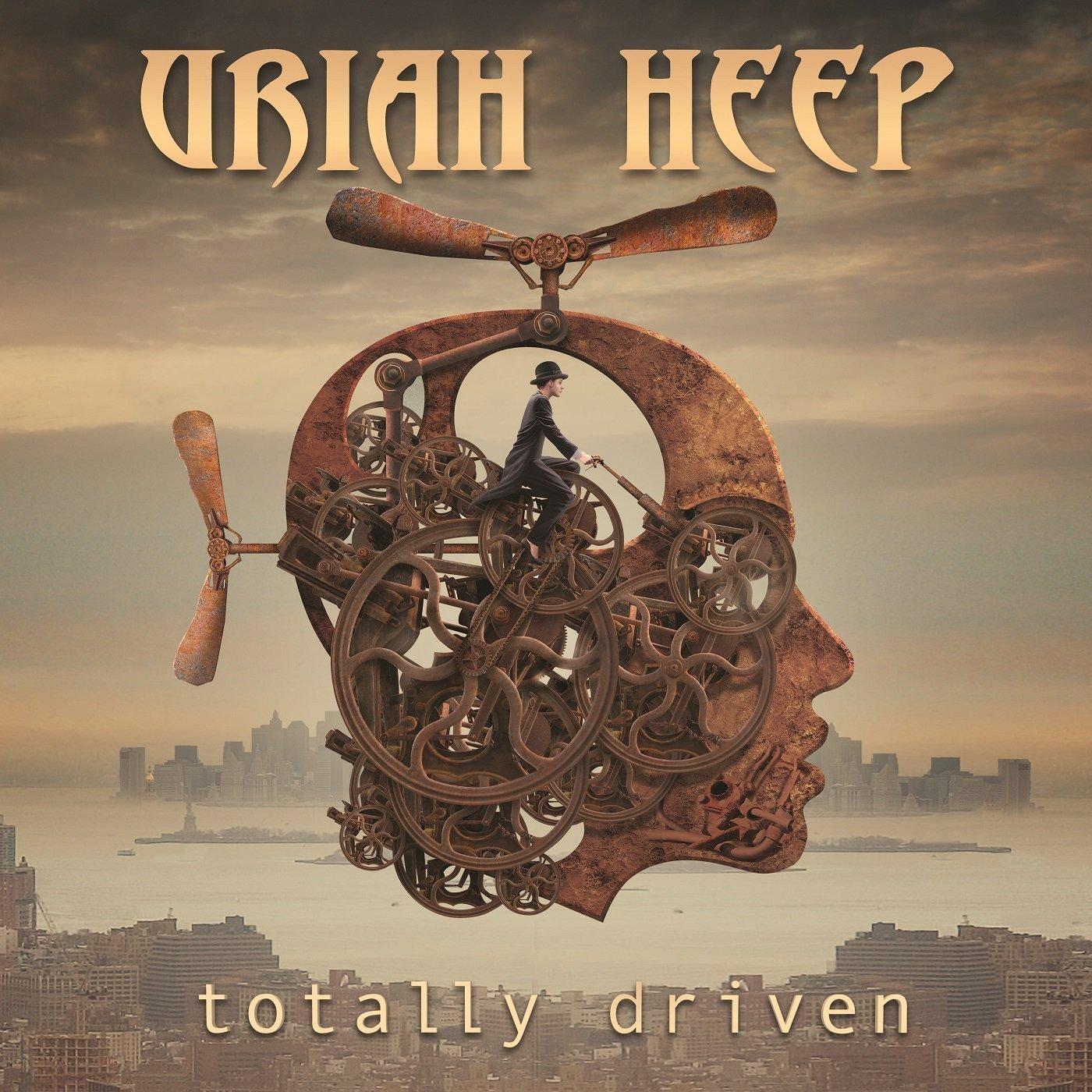 uriah heep albums in order