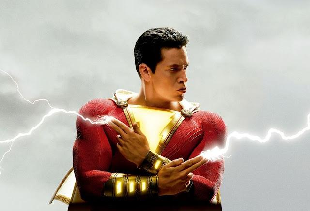 """""""Shazam!"""" domina a bilheteria global em fim de semana de estreia"""