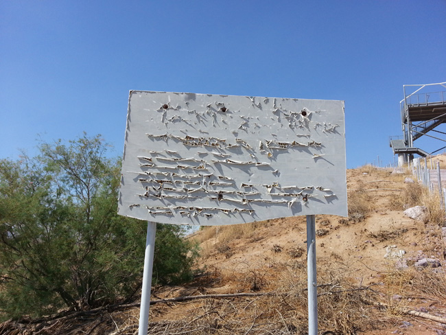 Abandoned Waterpark In The Mojave Desert Lake Dolores