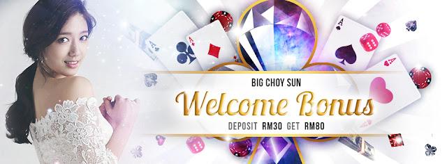 Malaysia Online Casino Free Promo