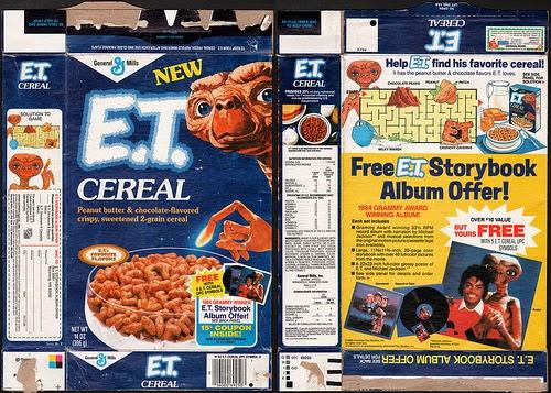 E.T. Cereal