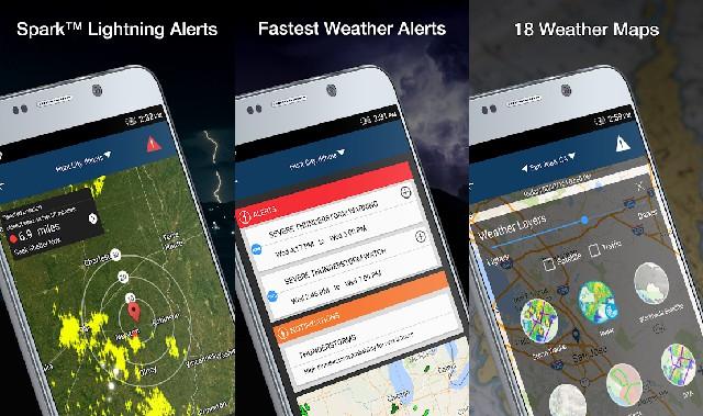 Aplikasi Cuaca Terbaik dan Paling Akurat 2019 (Recommended)