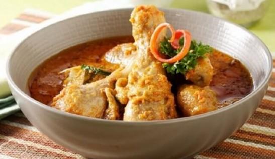 Resep Gulai Ayam Enak Khas Padang - Sulawesi