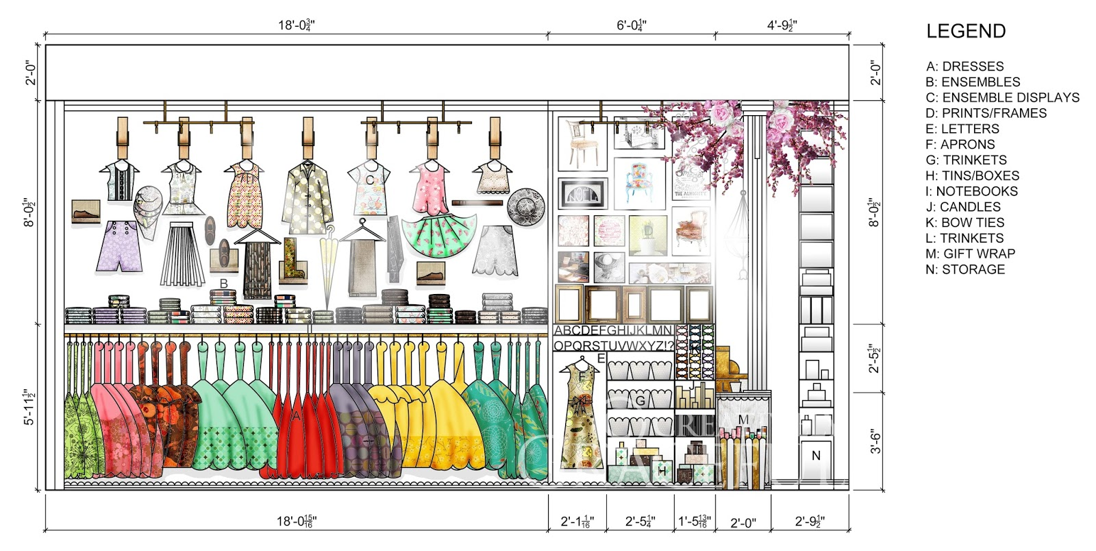 Creatively Graceful Creatively Graceful Boutique Design