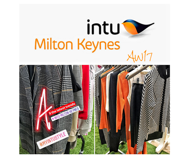 intu, Style Garden, Milton Keynes, Love MK, MK Blogger, Fashion, AW17, #myintustyle