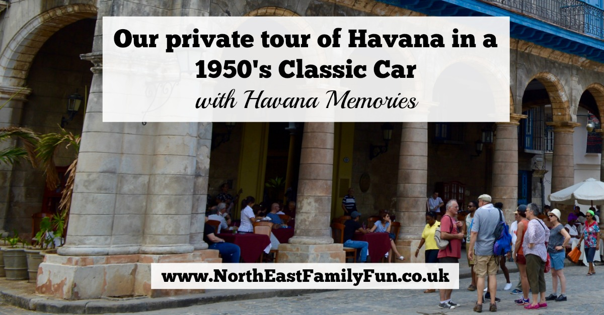 Havana Memories  Our Private Tour Of Havana From Varadero In A Classic Car