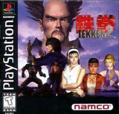 Tekken 2 (BR) [ Ps1 ]