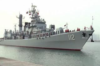 Pamer Kekuatan Ekonomi Dan Peran Internasional, Kapal Perang China Lakukan Tur ke Negara-negara Teluk - Commando