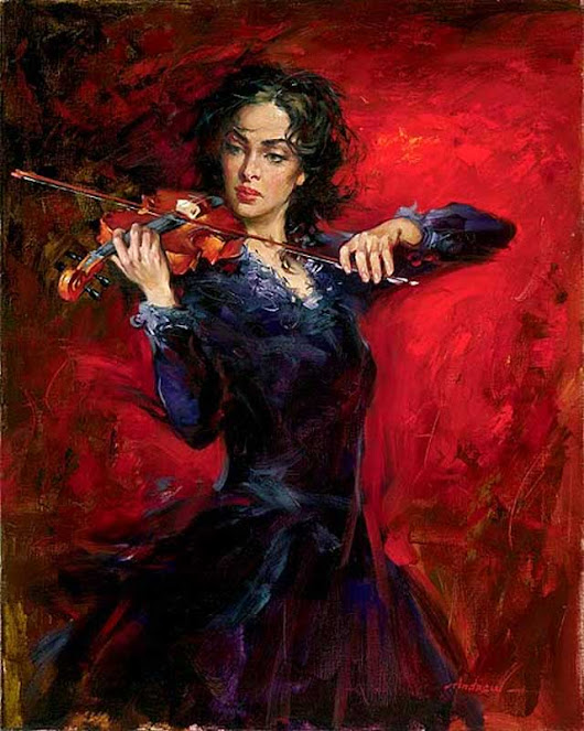 Andrew Atroshenko, 1965 | The passion of music