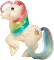 My Little Pony 35th Anniversary Retro G1 Starshine