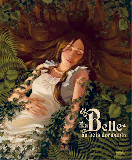 La belle au bois dormant / Olivier Desvaux