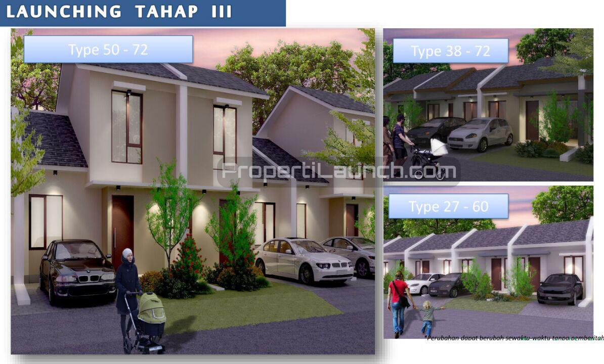 Launching Tahap 3 Grand Batavia Tangerang