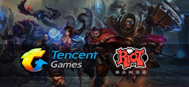 League of Legends: Tencent y Riot Games desarrollarán una versión para móviles.