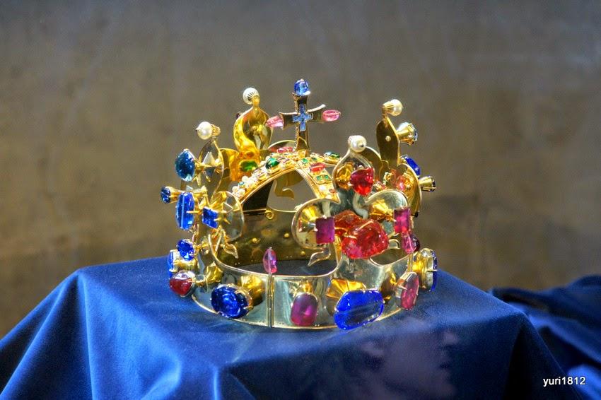 Корона святого Вацлава.