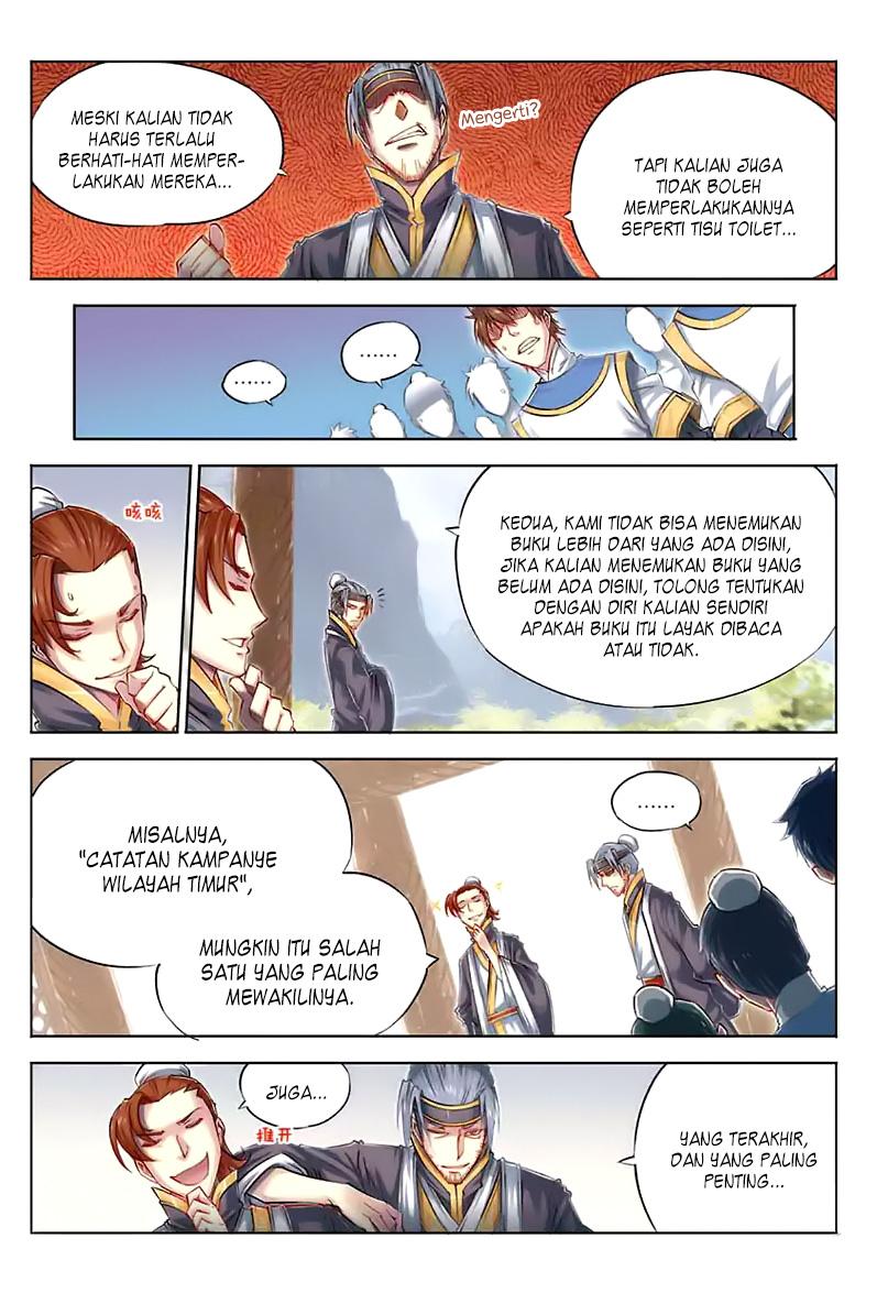 Jiang Ye Chapter 25