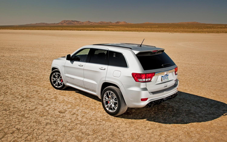 ALL NEW MESS: 2012 Jeep Grand Cherokee SRT8