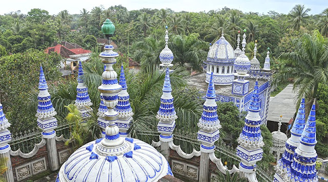 Fakta Masjid Tiban Turen Malang