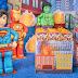 Da telona para as festas infantis: Super Heróis!