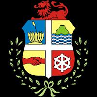 Logo Gambar Lambang Simbol Negara Aruba PNG JPG ukuran 200 px