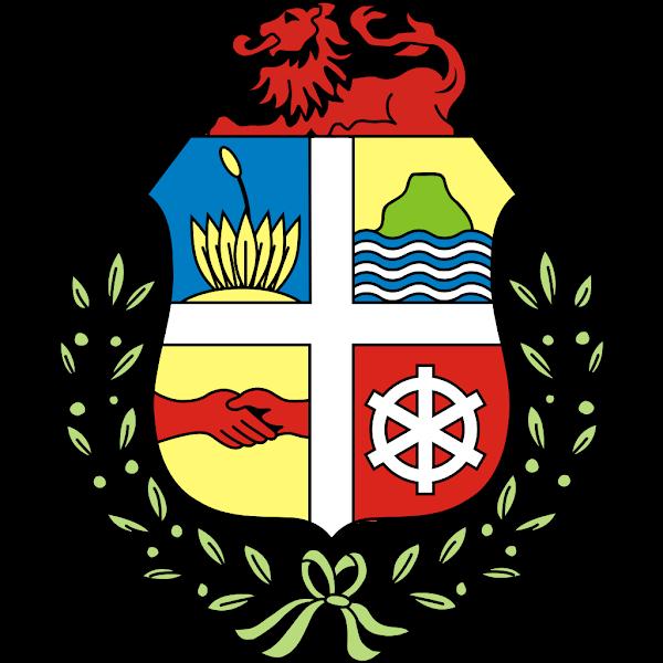 Logo Gambar Lambang Simbol Negara Aruba PNG JPG ukuran 600 px