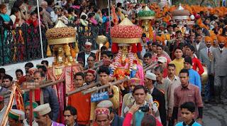 Doongri festival in kullu