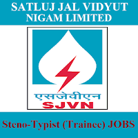 Satluj Jal Vidyut Nigam Limited, SJVN Limited, freejobalert, Sarkari Naukri, SJVN, SJVN Answer Key, Answer Key, sjvn logo