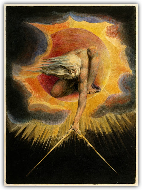'The Ancient of Days' by William Blake