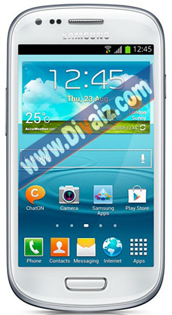 Samsung Galaxy S3 Mini - www.divaizz.com