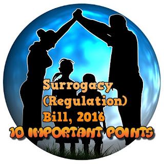 10 Important Points About Surrogacy (Regulation) Bill, 2016