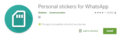 Cara Buat Stiker Whatsapp Sendiri