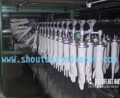 Pvc Gloves Machine China Fufan Nbr Glove Machine Factory