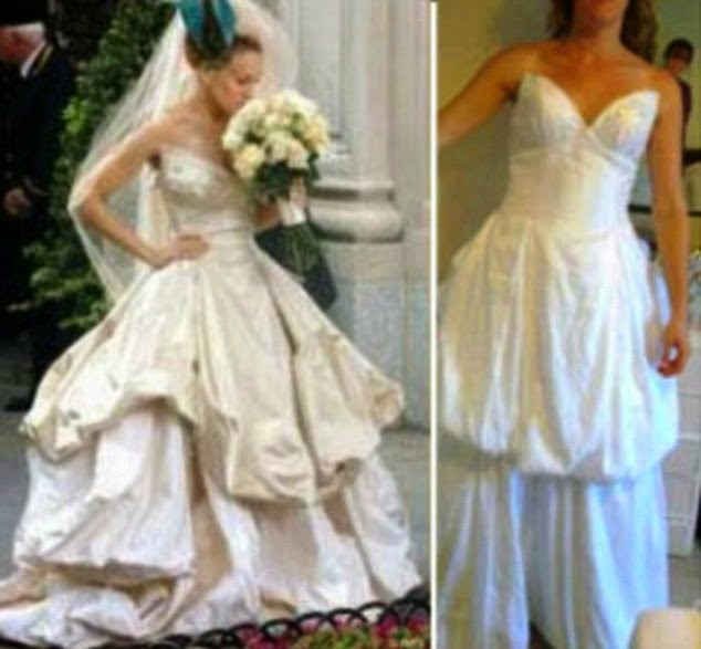 Hideous Wedding Dresses: Angry Brides Reveal Ugly Copies Of