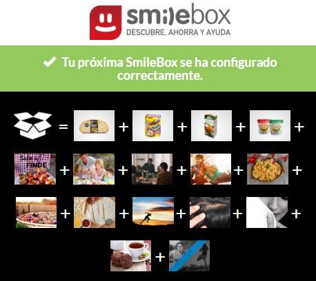 SmileBox de abril 2016: mi selección