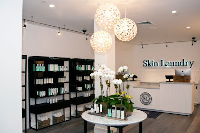 Skin Laundry's Flatiron location. Photo: Courtesy of Skin Laundry