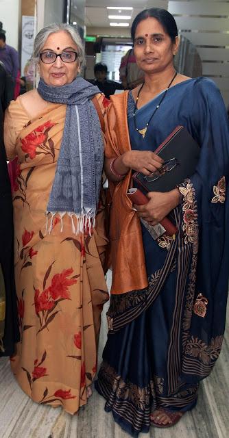 Nilam Katara and Aasha Devi