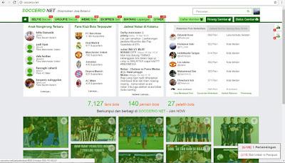 Nobar Tv Soccerio Net Ekspresikan Jiwa Bolamu Soccerio Net