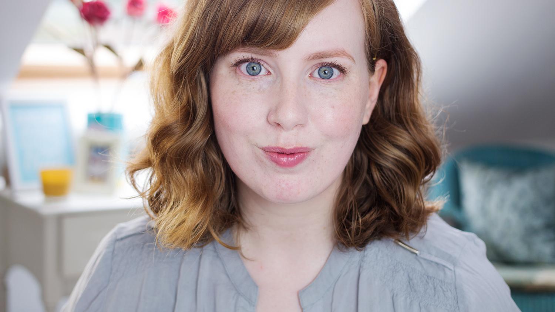 Redhead natural makeup