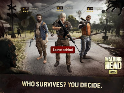The Walking Dead No Man's Land who survives? you decide