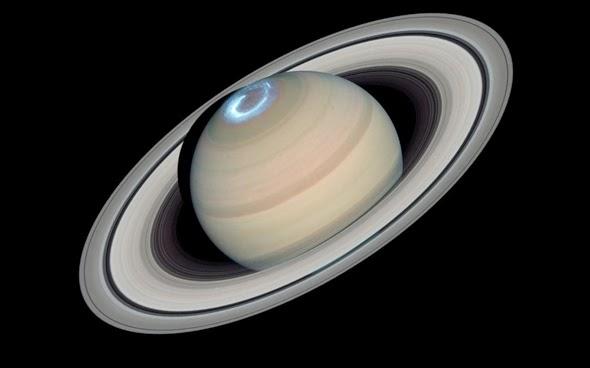Mengenal Planet Saturnus Lebih Dekat  Info Astronomy